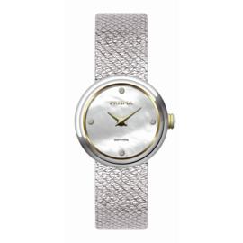 Prisma Dolce Bicolor Dames Horloge