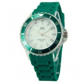 Horloge met rubberen band / Q&Q Horloge
