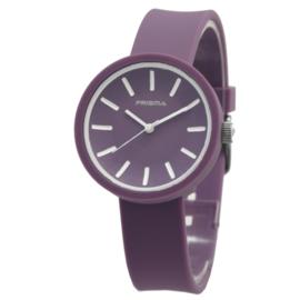 Prisma Modern Paars Dames Horloge