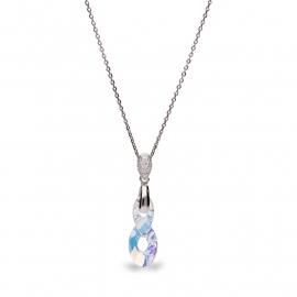 Infinity Swarovski Ketting van Spark Jewelry