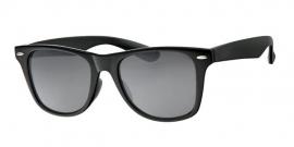 Wayfarer Zwarte Zonnebril