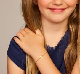 Armband met Hartje voor Kinderen
