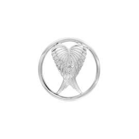 Zilveren Vleugels Cover Munt van MY iMenso 24-1424