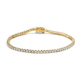Excellent Jewelry Tennis Armband van Goud met Diamanten