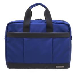 Grote Blauwe Laptop Tas van Davidts