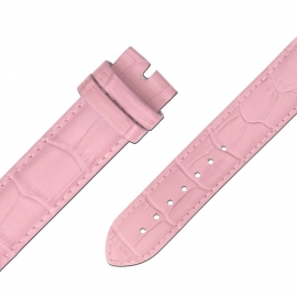 MY iMenso Quartz Roze leren Horlogeband
