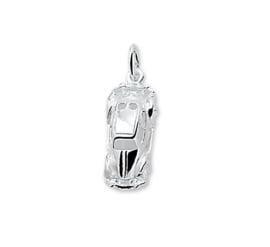 VW Kever Bedel van Gepolijst Zilver 10.03251