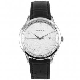 Prisma Heren P.1631 Horloge Edelstaal