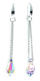 Rolo Swarovski Oorhangers van Spark Jewelry