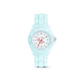 Schattig Lichtblauw KIDZ Horloge van Colori Junior