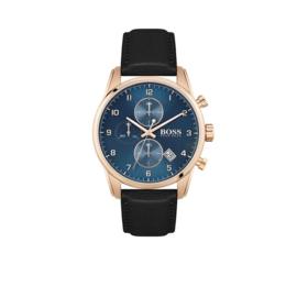 Hugo Boss Horloge Skymaster Roségoudkleurig Horloge van Boss