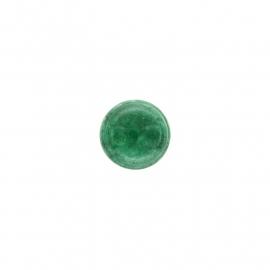 Green Jade Edelsteen Insignia Munt van 14mm