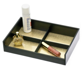 Zwarte Make-Up Glamour Top Box van Davidts