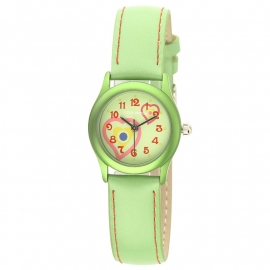 Cool Watch Horloge CW917018 Love Heart Green