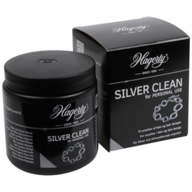 Zilverpoets / Hagerty Silver Clean, Personal