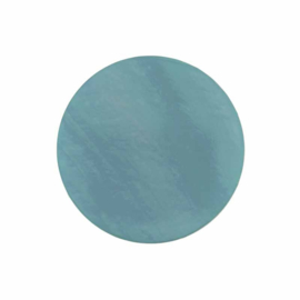 Light Blue 33mm Schelp Insignia van MY iMenso