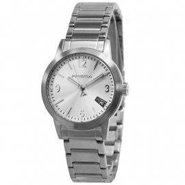 Prisma Edelstalen Dames Horloge P.2191