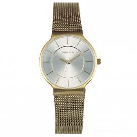 Prisma Horloge P.1809 Dames Icon Design Edelstaal