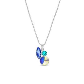 Spark Artesia Fine Ketting | Blauw