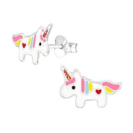 Unicorn Oorbellen / Eenhoorn Oorbellen voor Meisjes
