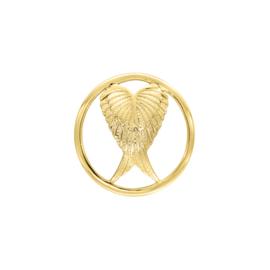 Goudkleurige MY iMenso Angel Wings 24-1425