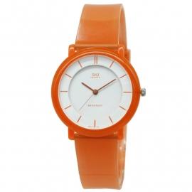 Q&Q Sport Horloge in de kleur oranje