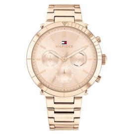 Tommy Hilfiger Roségoudkleurig Horloge voor Dames