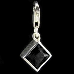 Carlo Biagi - Diamant hanger CB-CSCZP-02BLK