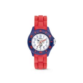 Rood met Blauw KIDZ Horloge van Colori Junior