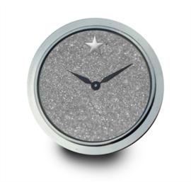 LOCKits Horloge Munt met Dust Wijzerplaat en Gepolijste Ster 33mm