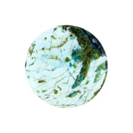 Natuurlijke Turquoise Edelsteen Munt van MY iMenso