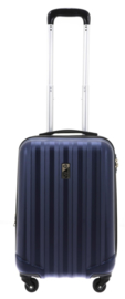 Navy Medium ABS Cabin Case van Davidts