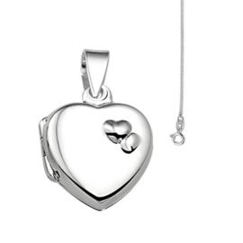 Hartvormig Foto Medaillon + Gratis Ketting! t.w.v. € 9,95 | Gift Set