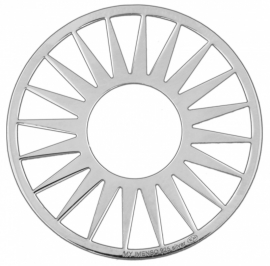 Zilveren Zonnestralen Fusion Munt 24-1189 / 33-1189