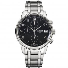 Elysee Vintage Chrono EL.80551S Chronograaf Horloge