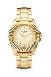 Compleet MY iMenso Quartz Horloge / Goudkleurig