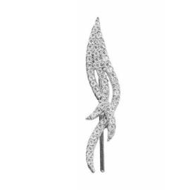 Zilveren Linker Ear Cuff van Amanda