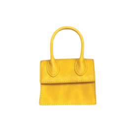 Tas / Crossbodytas | Jane Bag - Yellow
