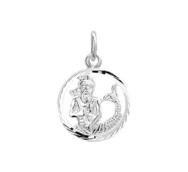 Ronde Waterman Sterrenbeeld Bedel van Zilver 10.14512