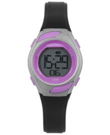 Cool Watch Digitaal Meisjes Horloge met Paarse Accenten