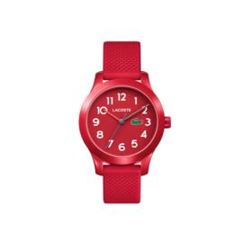 Lacoste Kids Horloge met Rode Horlogeband