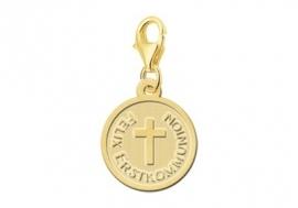 Names4ever Eerste Communie Muntbedel met Kruis