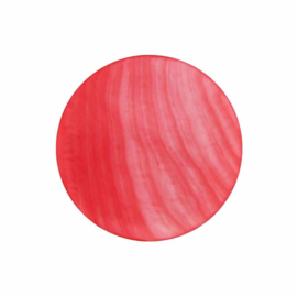 Light Red 33mm Schelp Insignia van MY iMenso