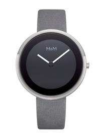 Sale Horloge | M&M Dames Horloge met Grijze Horlogeband
