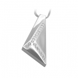 Driehoekige Edelstalen Hanger van C MY STEEL