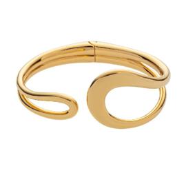 Goudkleurige Armband met Lussen van M&M