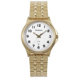 Basic Goudkleurig Dames Horloge van Prisma