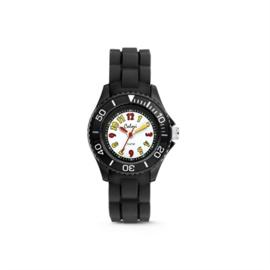 Zwart KIDZ Horloge van Colori Junior