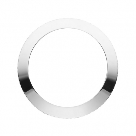 Quartz Zilverkleurige Bezel / MY iMenso