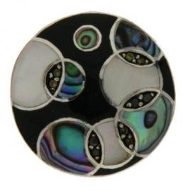 Cirkel fantasie mozaïek-munt van MY iMenso 24-0923